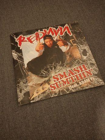 Redman ft. Adam F - Smash Sumthin' (Singiel CD) incl. Gorillaz Remix
