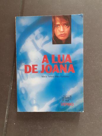 Livro Lua de Joana...e outros