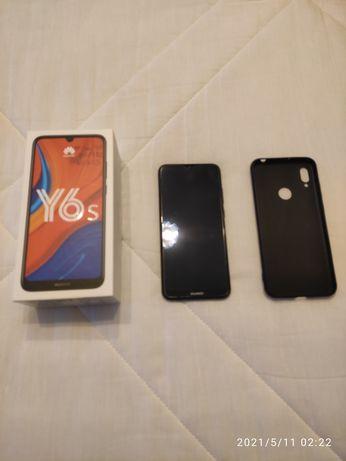 Vendo Smartphone Huawei Y6S