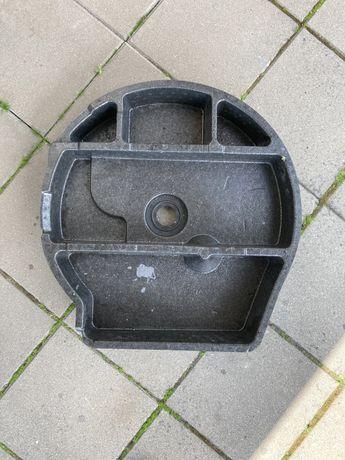Wklad kola zapasowego mercedes clk w 209