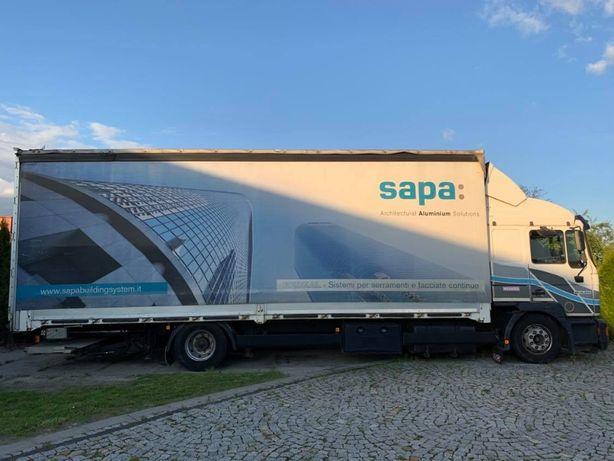 Usługi transportowe towarowe solówka / solówka+przyczepa