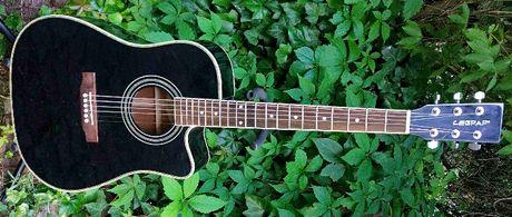 Gitara elektro akustyczna Legpap