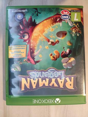 Rayman Legends PL płyta Xbox one x s fat Xbox series x