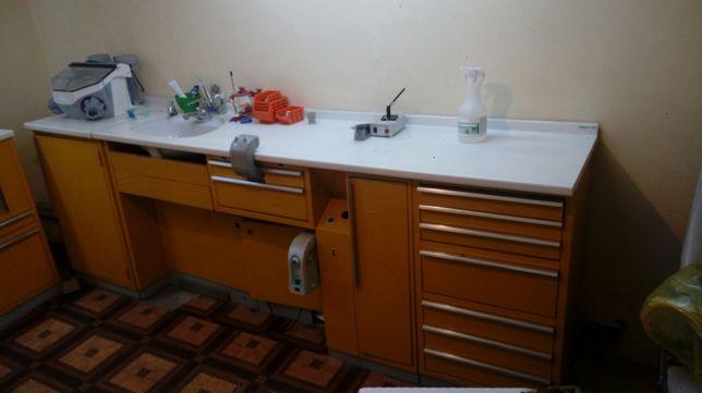 Meble protetyczne dentystyczna stół
