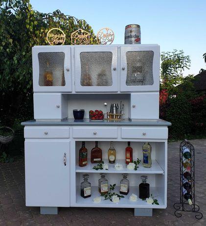 NOWOŚĆ Kredens weselny, na wesele alko kredens  zamiast baru drink bar