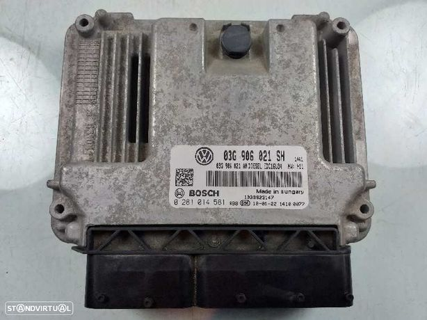 03G906021SH Centralina do motor BMW 3 (E46) 320 d