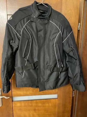 Damska kurtka 44  plus spodnie na motocykl 46  firmy Felix