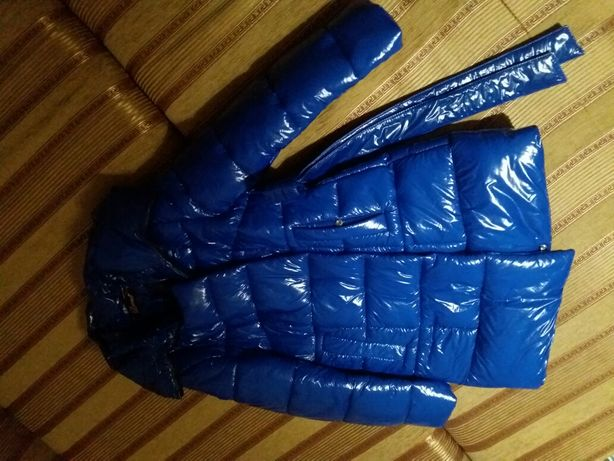 Зимний пуховик,зимняя куртка ,не промокаемый ,новый