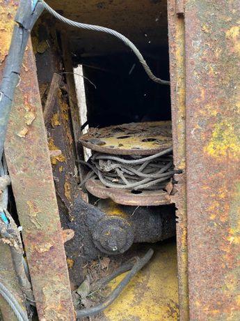 Wciągarka budowlana winda