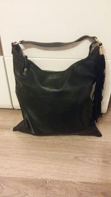 Shopper bag /Torebka Mohito frędzlem