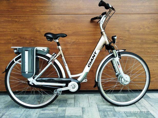 rower elektryczny Giant Twist