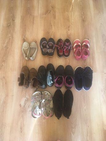 Buty dziewczęce 30-35 Geox, Nike, Lasocki, Zara