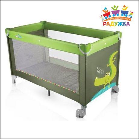 Манеж-кроватка Baby Design Dream