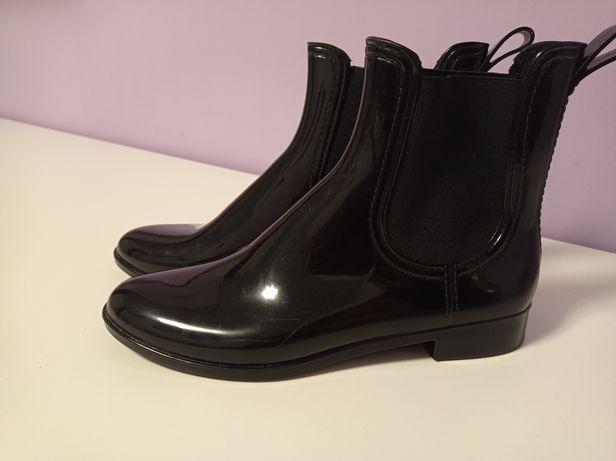Гумові чоботи челсі