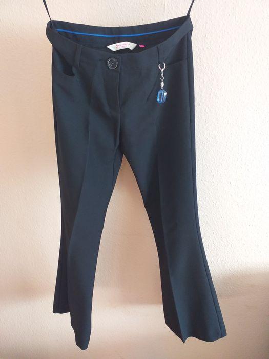 Czarne spodnie galowe Lębork - image 1