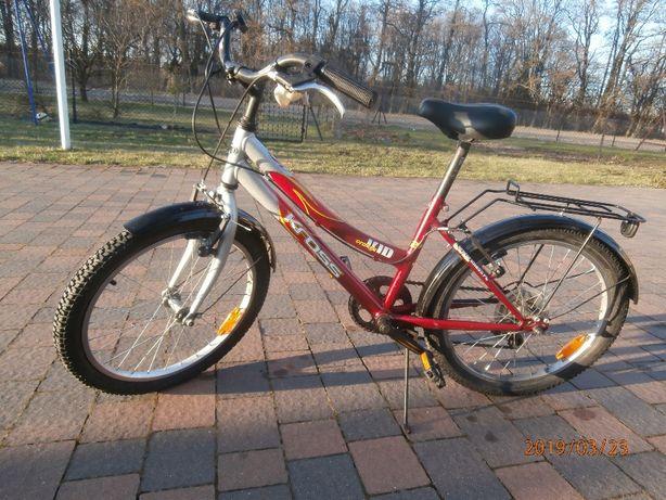 Rower rowerek KROSS KID 20
