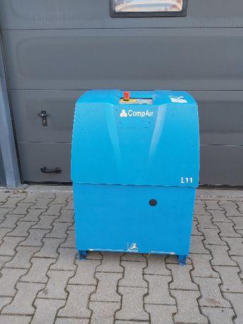 Sprężarka Kompresor Śrubowy CompAir 11 kw
