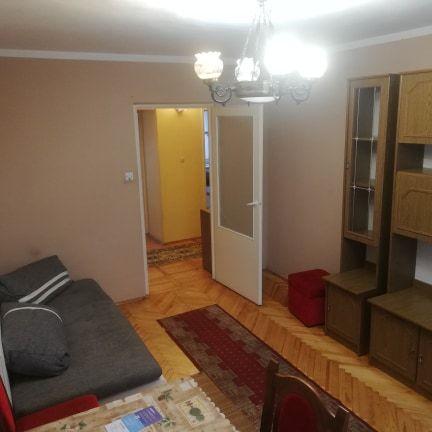 mieszkanie do wynajęcia- Zazamcze. Dwa pokoje o pow. 36, 80 m. balkon
