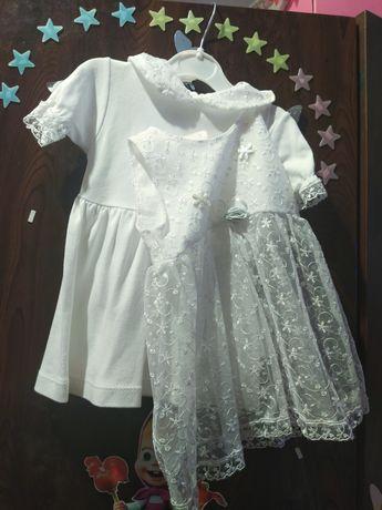 Платье для маленькой принцессы 2в1