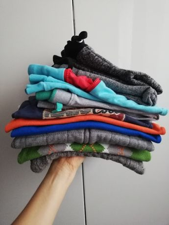 Zestaw ubranek dla chłopca (rozmiar 86/104) m.in. Zara / Reserved