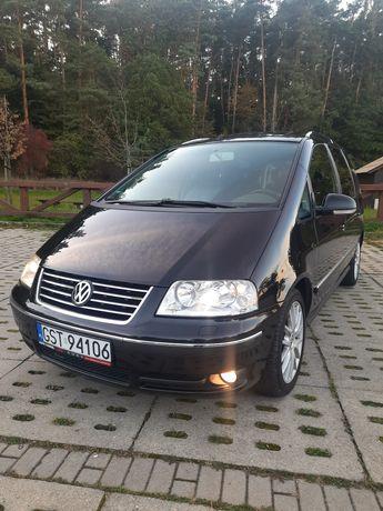 VW Sharan 2.0TDI 140KM Special wersja BEZWYPADKOWY 100%