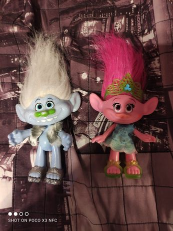 Figurki trolle okazja 2 w cenie 1 plus 2 gratis