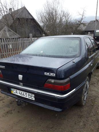 Peugeot 605 2.5 tdi