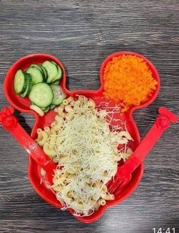 Prato mikey ,tupperware