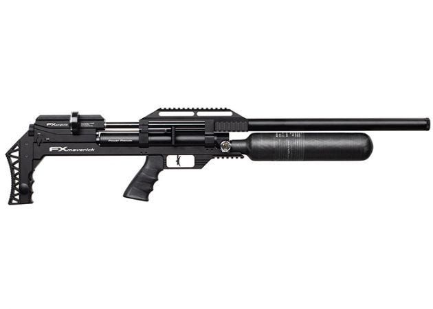 Wiatrówka FX Maverick Sniper 5,5 mm / 6,35 mm / 7,62 mm