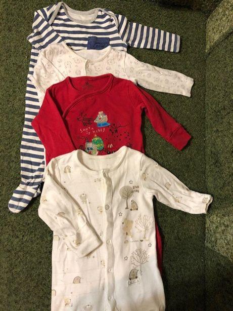 Пакет одежды 3-6 месяцев (24 единицы по 17грн за шт)