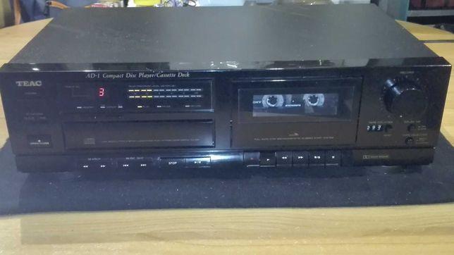 Teac AD 1 Compact disc player / Cassete Deck
