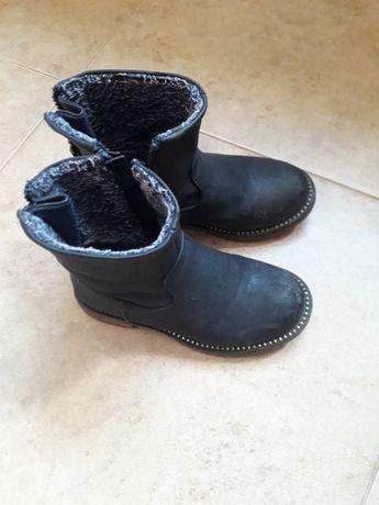 Buty dla dziewczynki r.25