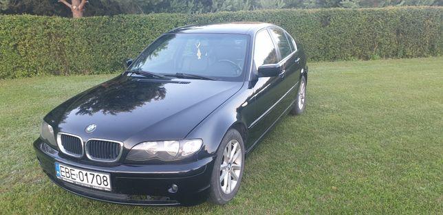 BMW 320 170km m54b22