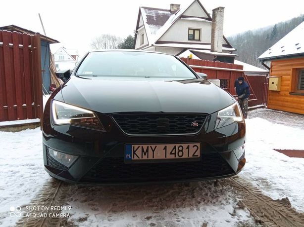 Seat Leon FR 2.0TDI, full led