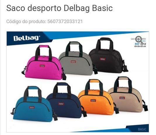 Saco Delbag desporto