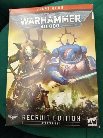 Warhammer 40 k Recruit edition