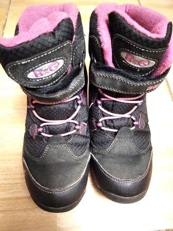 Взуття для дівчинки(обувь детская термо)