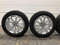 Alufelgi koła aluminiowe AUDI Q3 Q5 + opony 235/60r18!!!