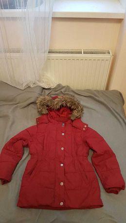 Куртка  Tchibo р.  134-140 + подарок шапка для девочки
