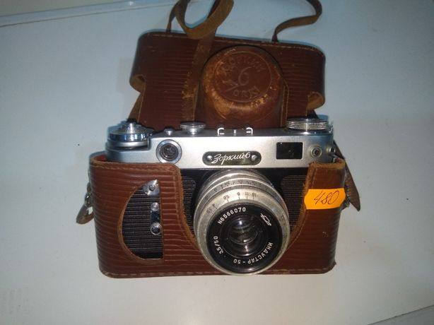 Фотоапарат раритетний