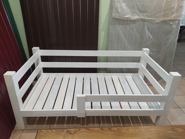 Кровать детская с натурального дерева