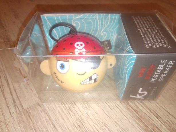 Bezprzewodowy przenośny głośnik pirat
