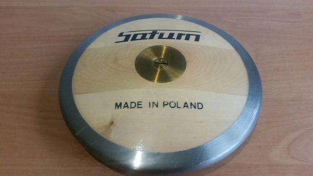 Раритетный спортивный диск для метания