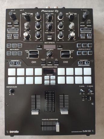 Pioneer DJM S9 + DECKSAVER + torba DJC S9 BAG