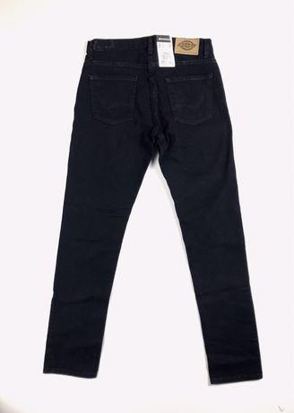 30 32 Dickies levis wrangler черные узкие слим slim fit джинси вузькі