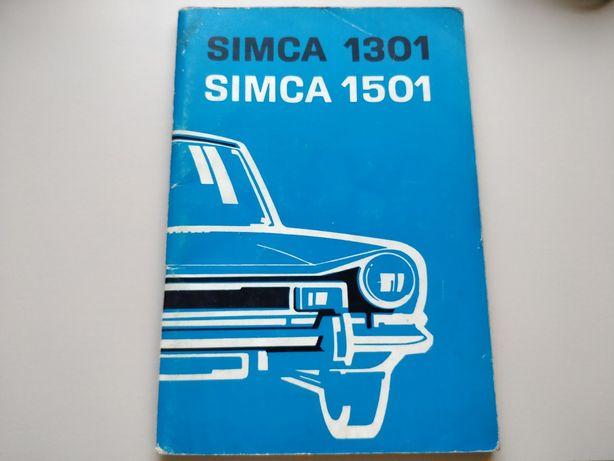 Manual Instruções Simca 1301 / 1501