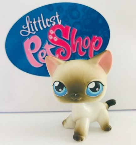 Littlest Pet Shop #5 shorthair kot LPS