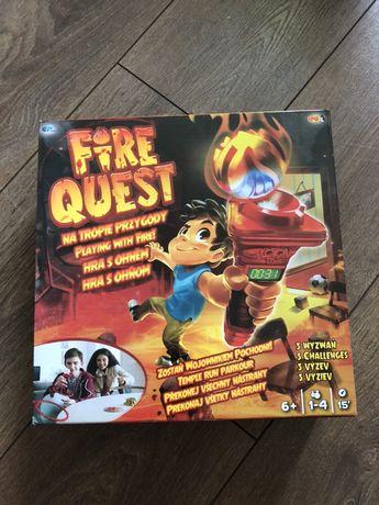 Super gra Fire Quest kompletny zestaw promocja tanio okazja super smyk