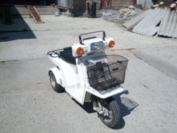 Мопед Honda GURO X