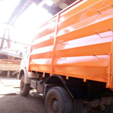Изготовление и ремонт кузовов на грузовые авто
